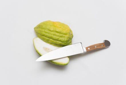 Cedro mit Messer