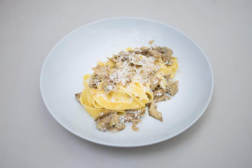 Artischocken Pasta