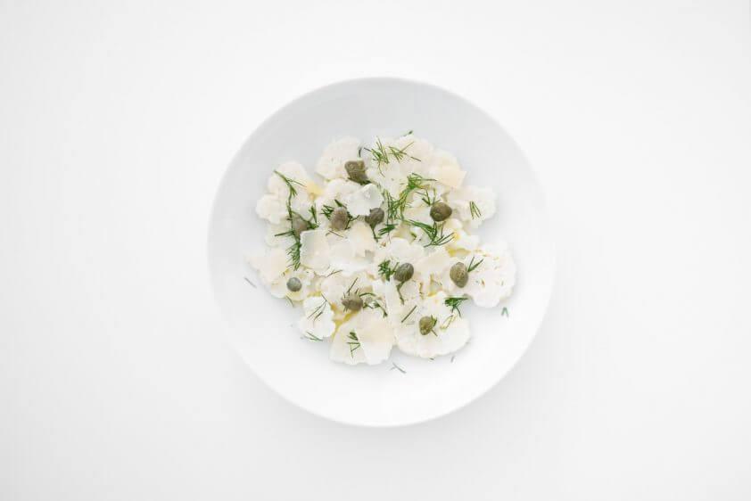 Blumenkohl Dill