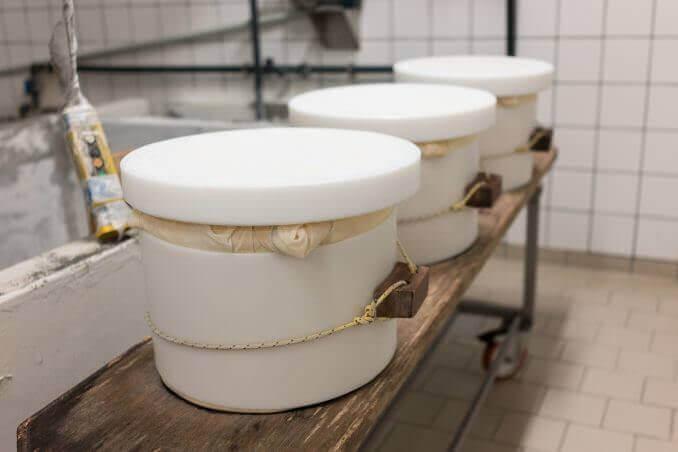Ciao Latte Parmigiano