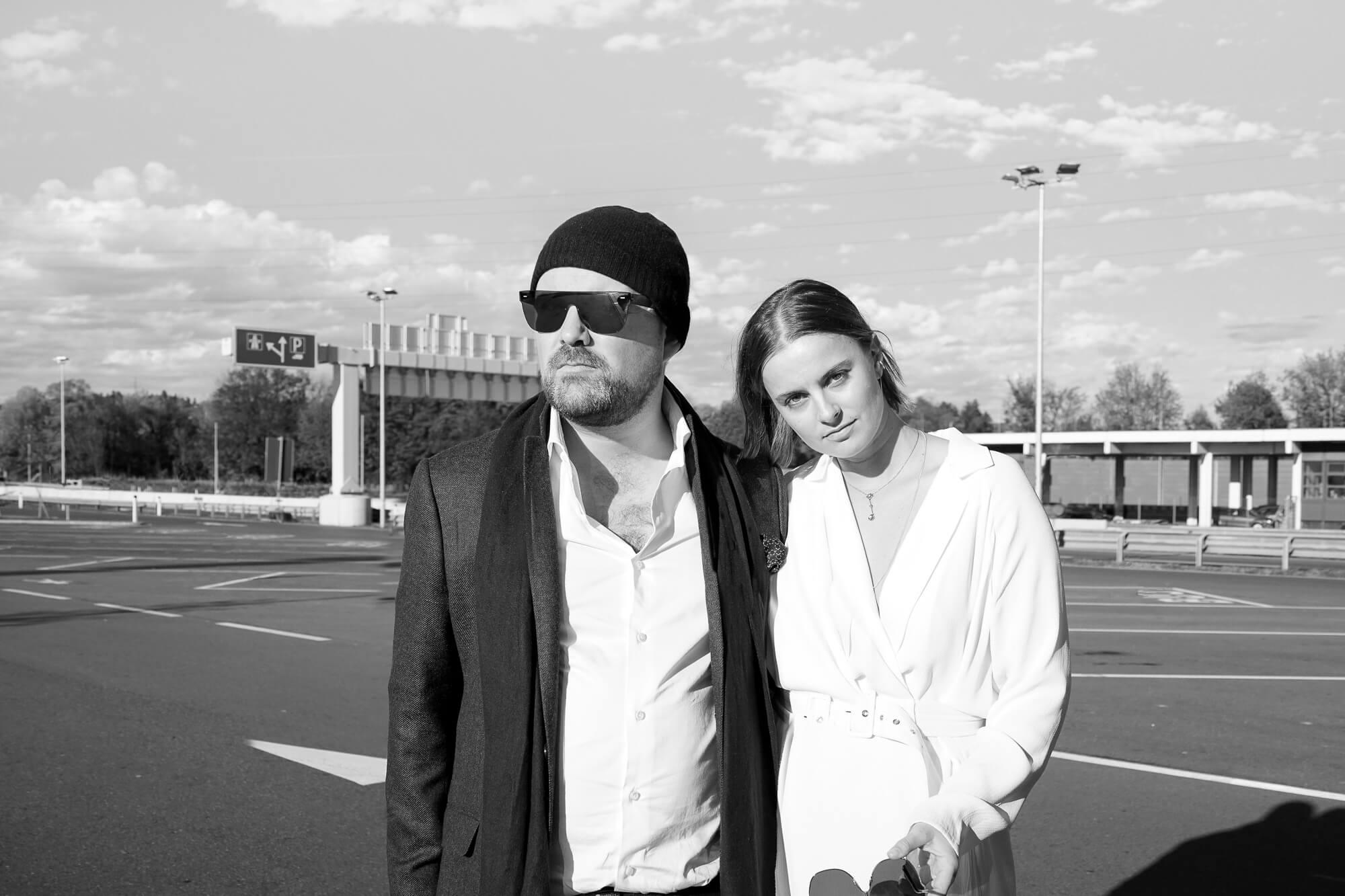 Mercedes Lauenstein und Juri Gottschall