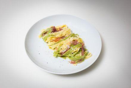 Pasta Parmaschinken