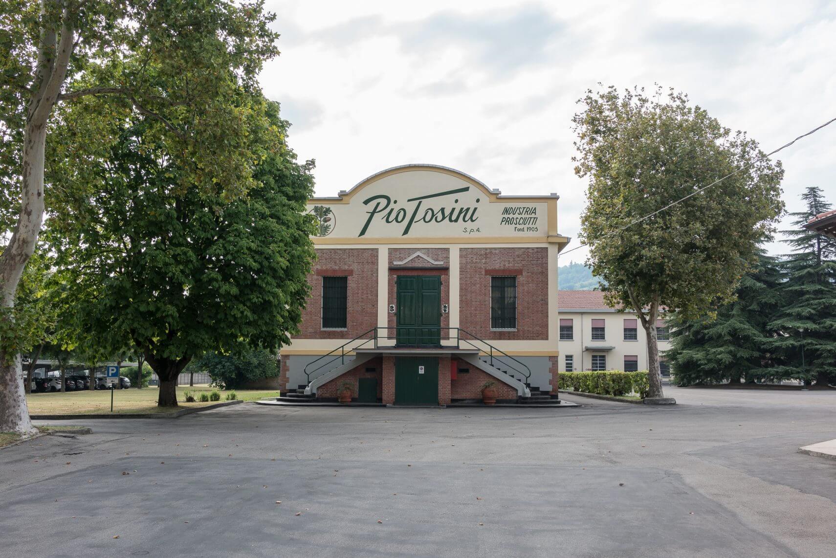 Pio Tosini Parma