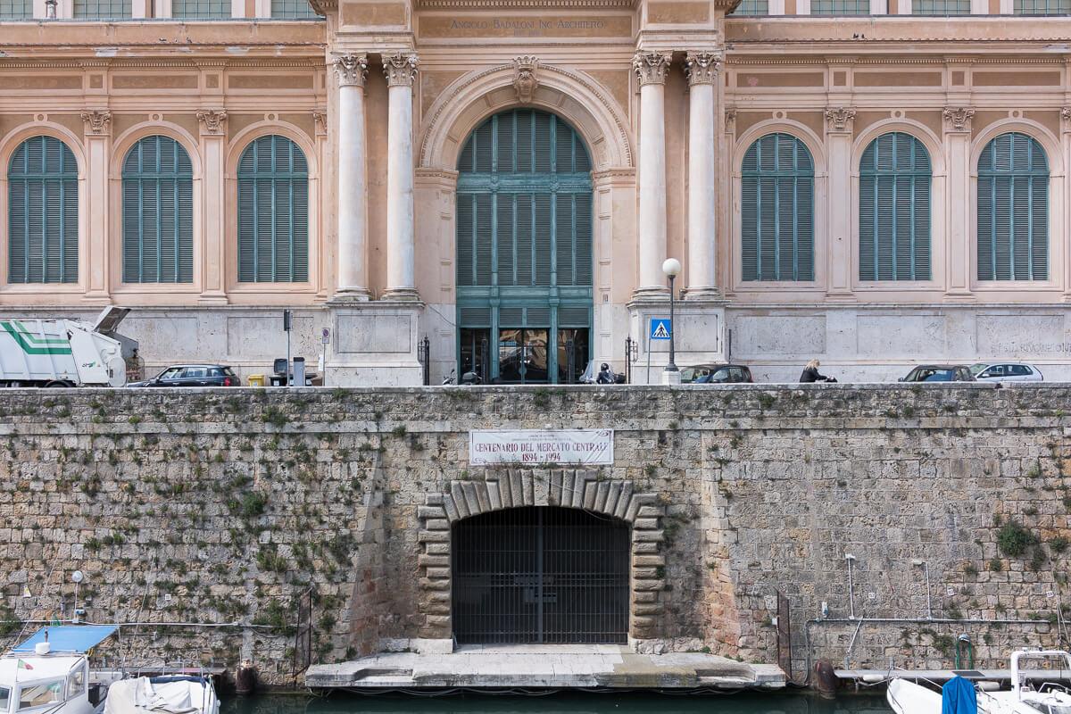 Mercato Livorno delle vettovgalie