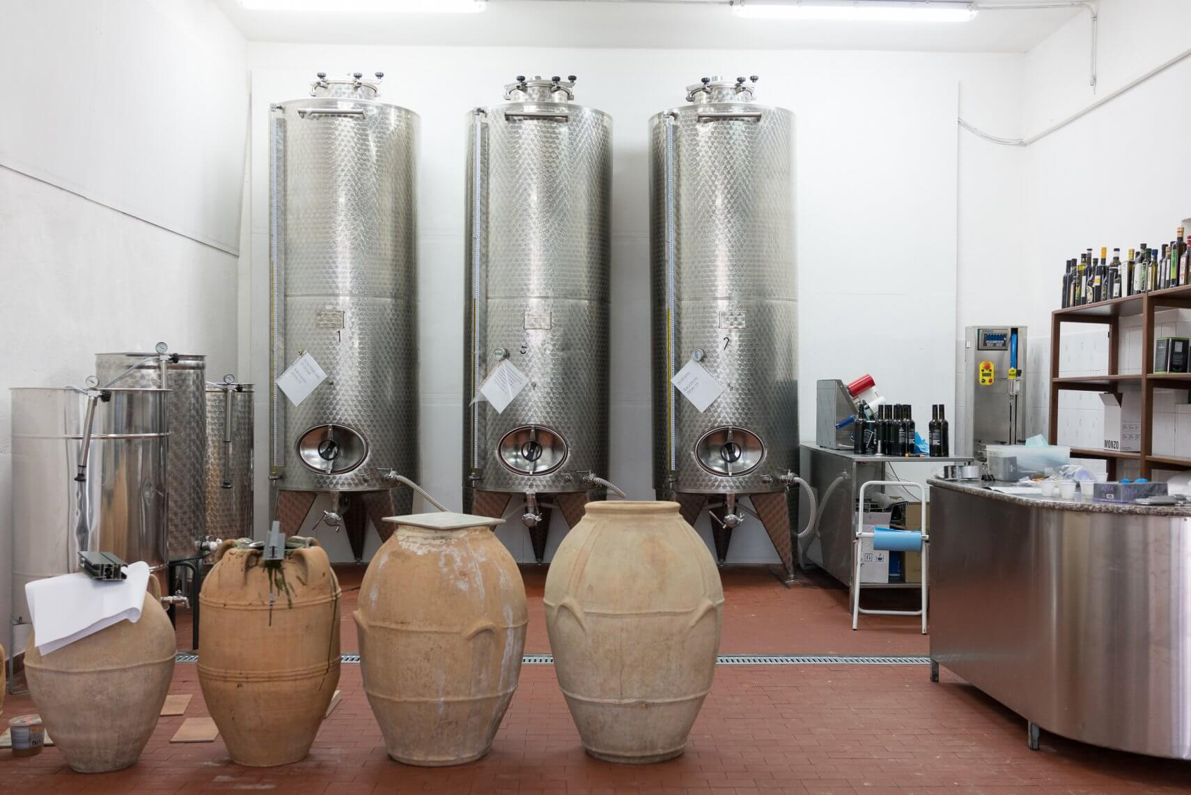 Monzo Olivenöl