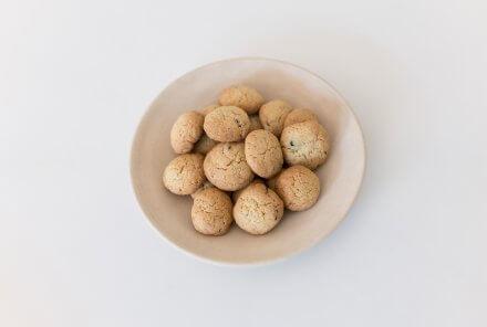 Kekse mit Lakritz